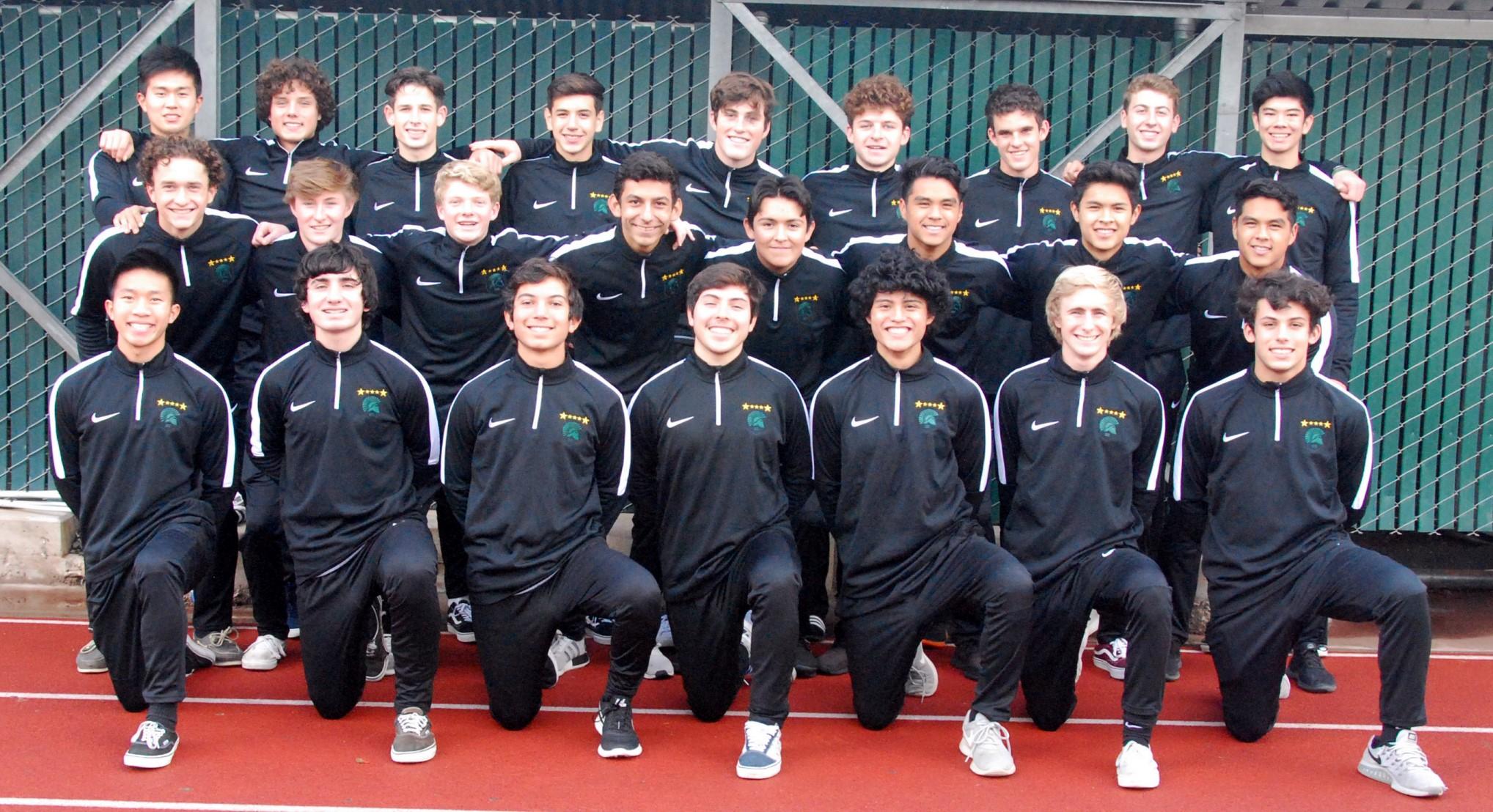 Varsity Soccer Team 2017