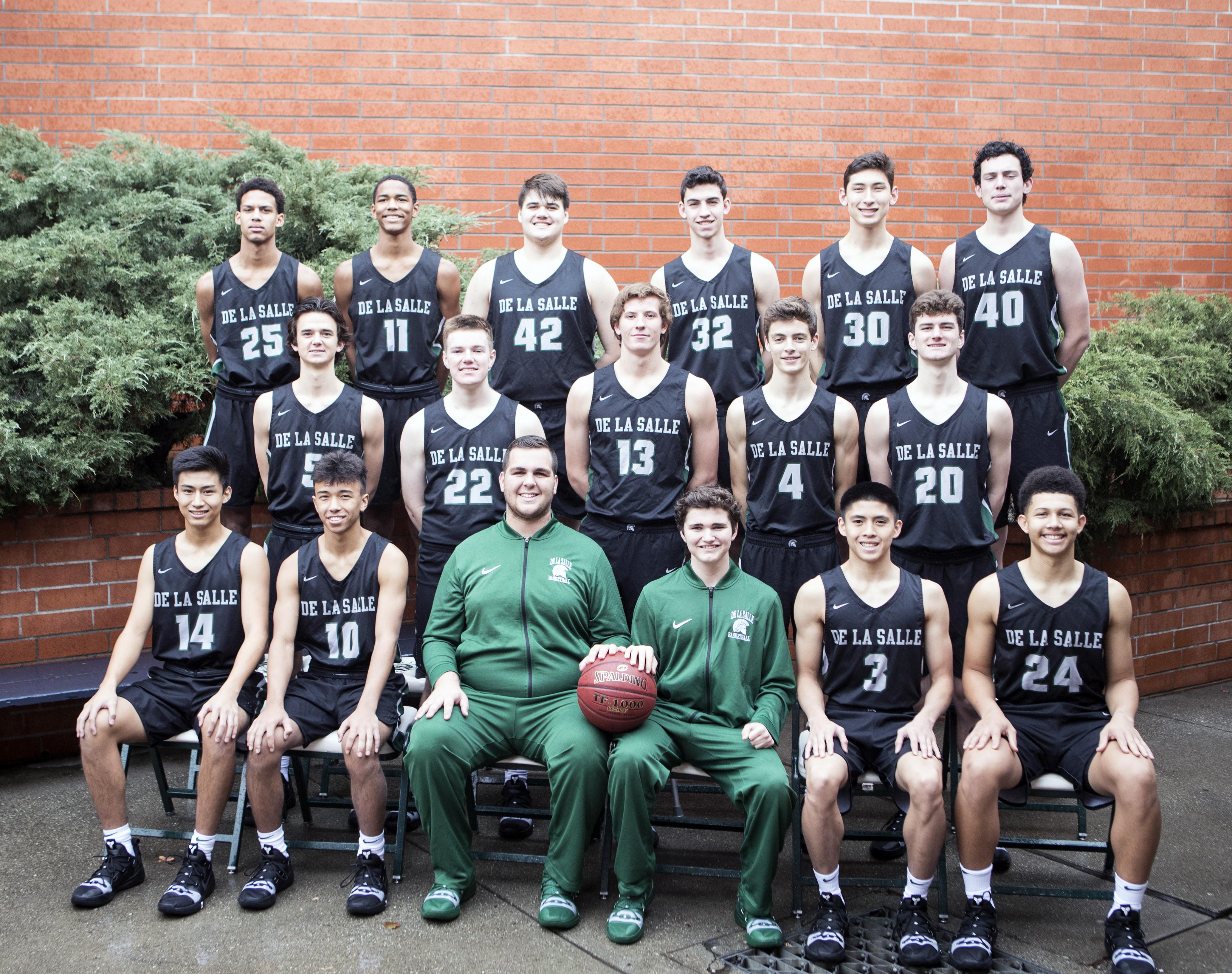 Varsity Basketball Team 2018-19