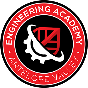 Antelope Valley High School Engineering Academy logo