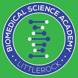 Littlerock High School Biomedical Science Academy logo