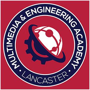 Lancaster High School Multimedia & Engineering Academy logo