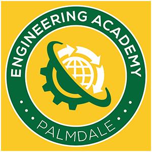 Palmdale High School Engineering Academy logo