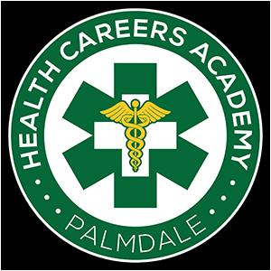 Palmdale High School Health Careers Academy logo