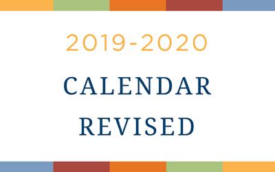 Smsd Calendar 2020 SMSD 2019 2020 Calendar Revisions Approved   News Post