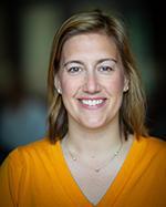 Director of Advancement Cara Lawler