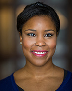 Director of Communications and Marketing Novelette Brown