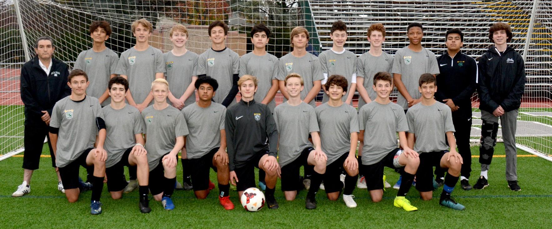 Soccer Frosh 2019-20