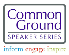 Commong Ground Speaker Series Logo