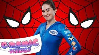 Spider Power Yoga Compilation