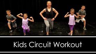 Kids Circuit Workout