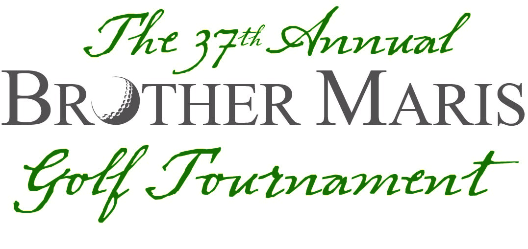 37th Annual Brother Maris Golf Tournament Logo
