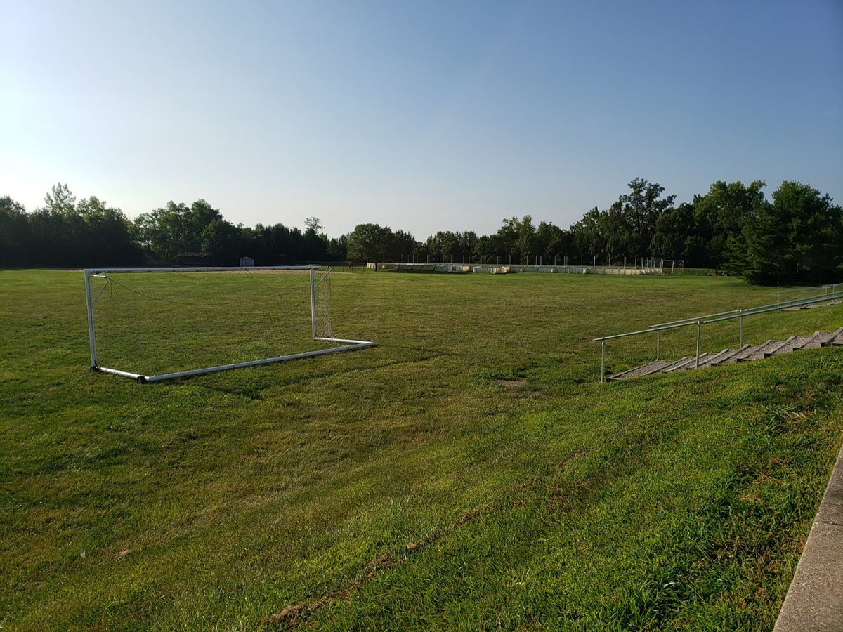 Founders' Campus athletic field