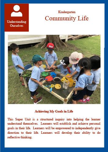Kindergarten SuperUnit Flippybook