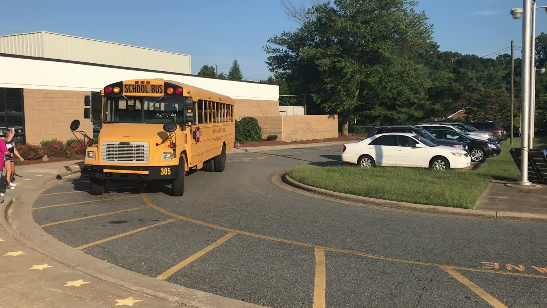 Transportation - Mooresville Graded School District