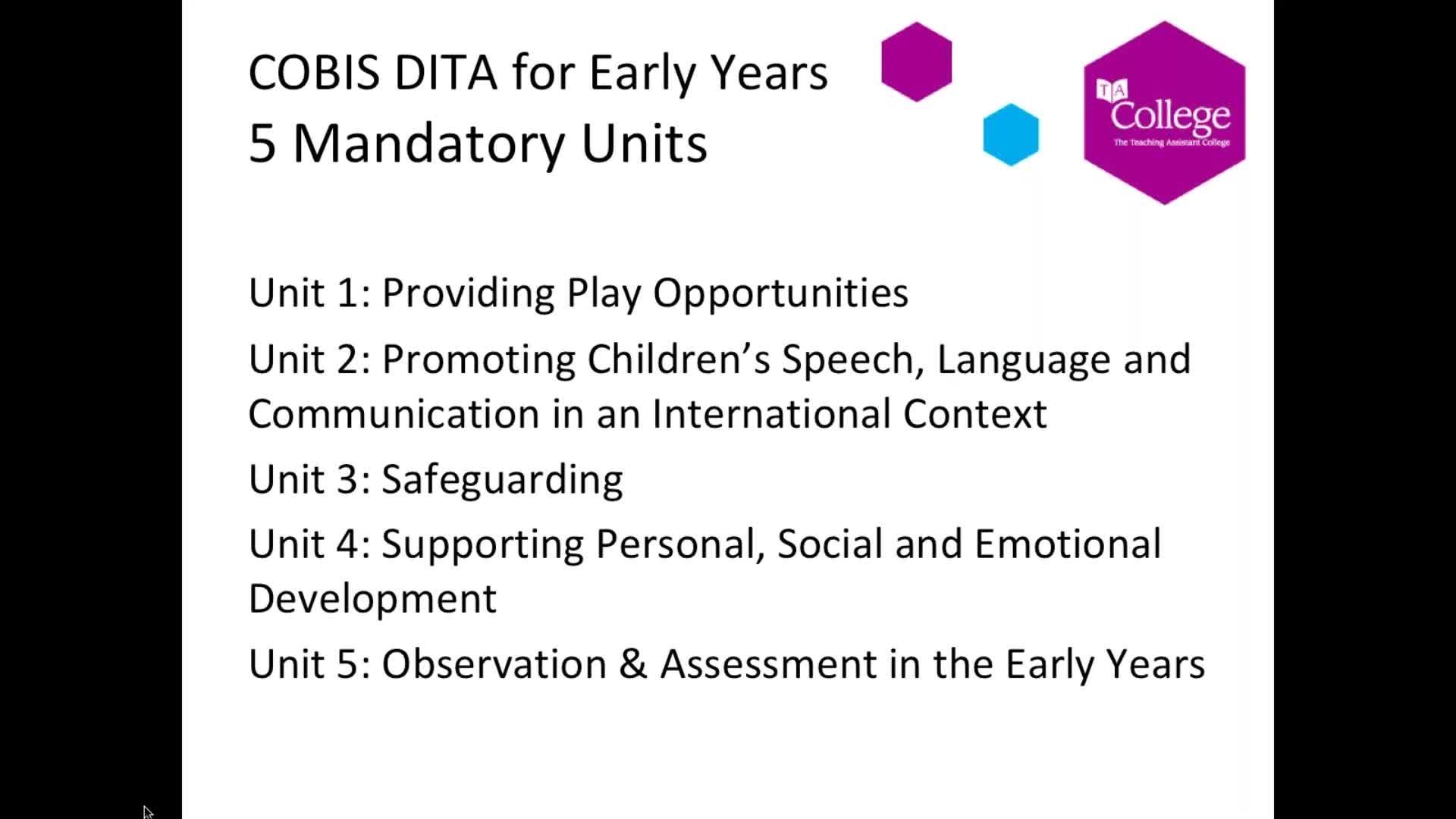 Recordings - Council of British International Schools